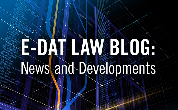 Visit the e-DAT Blog